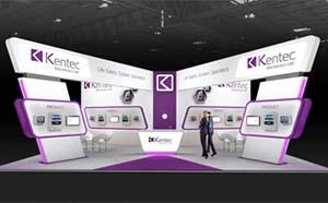 Kentec Firex 2017 Stand